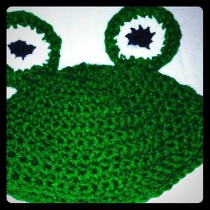 Other - Frog beanie